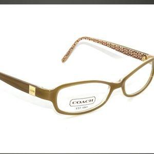 Coach Eyeglasses Marlie 533